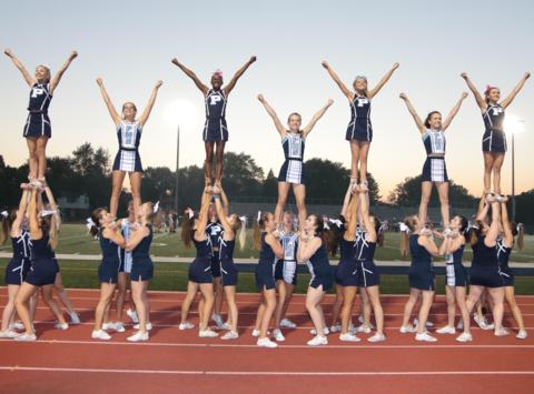 cheerleading fundraising - Prospect Cheerleading