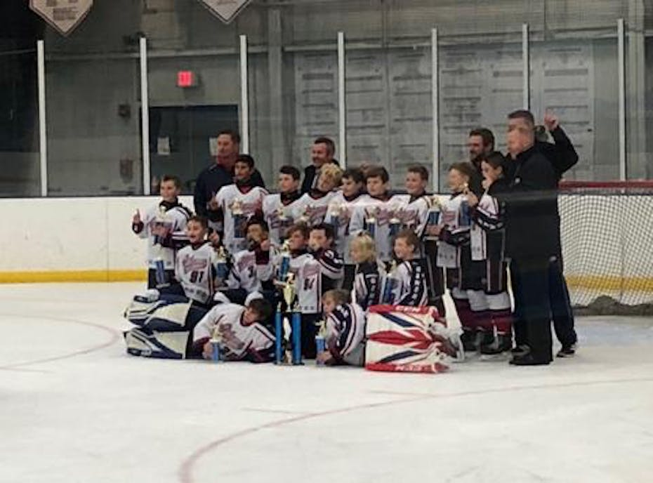 Oshawa minor general Atom A