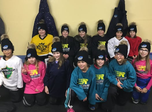 ringette fundraising - U10D3 Mini Attacks