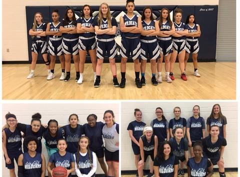 WCHS Girls Basketball