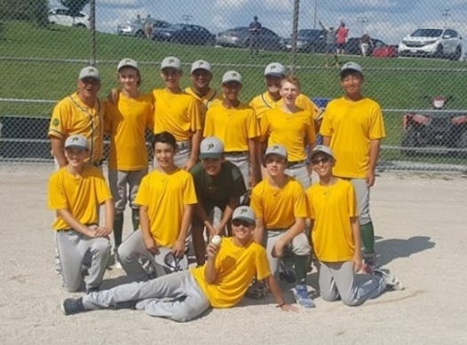 baseball fundraising - Richmond Hill Phoenix Minor Bantam AAA