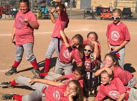 softball fundraising - Edgewood Lady Bulldogs '08