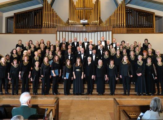 choir fundraising - Canadian Centennial Choir