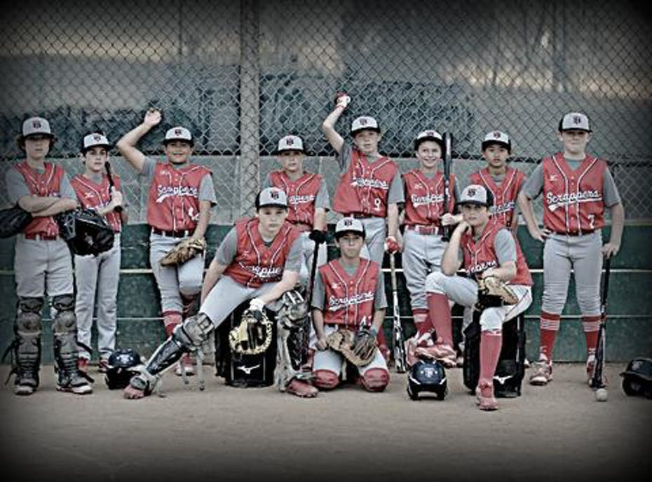 Huntington Beach Total Baseball Scrappers
