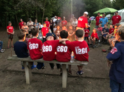 scouts fundraising - Cub Scout Pack 1260