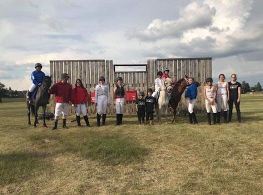 equestrian fundraising - Junior Jockeys of Flying Cross Ranch