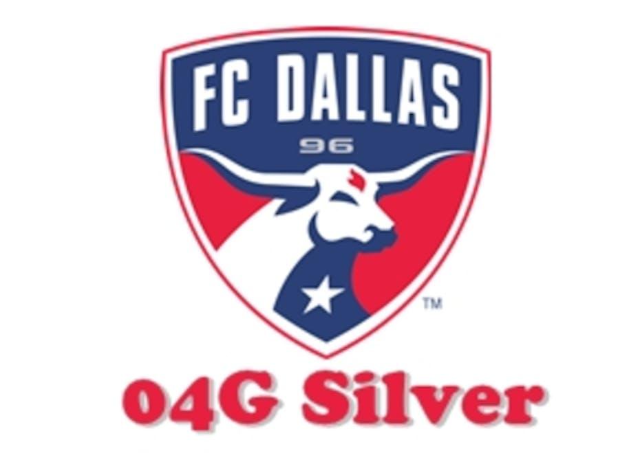FC Dallas 04G Silver