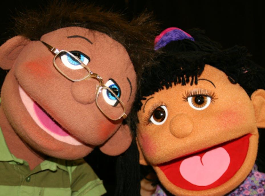 Teaching Awareness through Puppetry