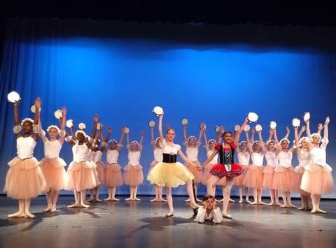 dance fundraising - Lavilla Dance