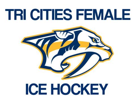 ice hockey fundraising - Tri Cities Female Ice Hockey Novice Team