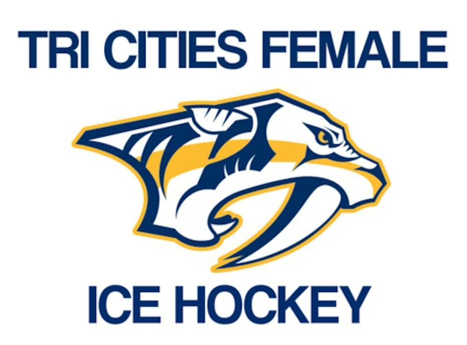 Tri Cities Female Ice Hockey Novice Team