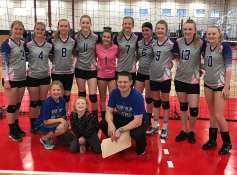 volleyball fundraising - Sugar-Salem Club Volleyball