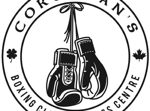 boxing fundraising - Team Corcoran