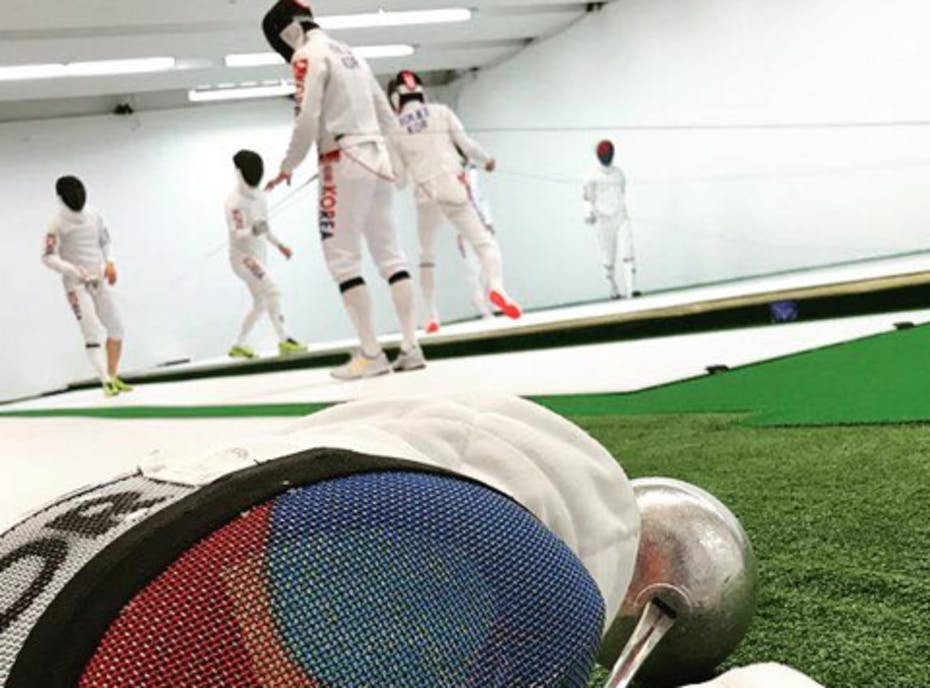 Antaean Fencing Club