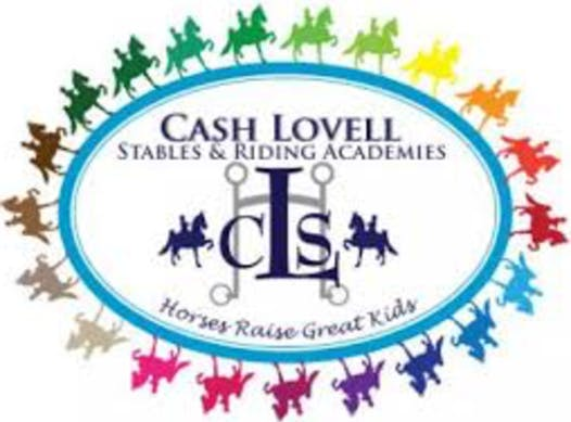 equestrian fundraising - Cash Lovell Stables Saddleseat Team Fundraiser