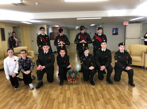 other organization or cause fundraising - 242 Fredericton Army Cadets