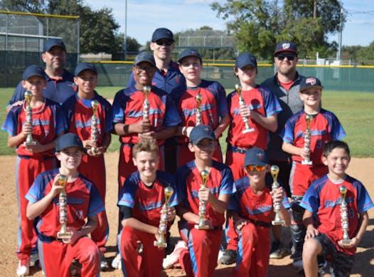 baseball fundraising - Regulators