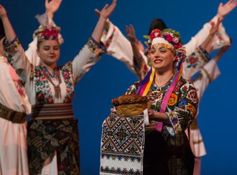 dance fundraising - Arkan Dance Company • Ukraine 2019