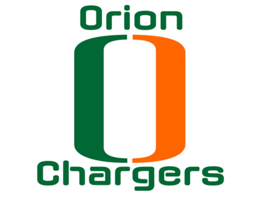 Orion Chargers - Team Oliver