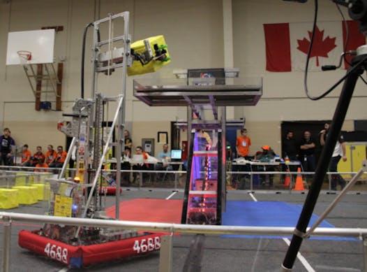 robotics fundraising - Saints Bot 4688 FRC Robotics Team