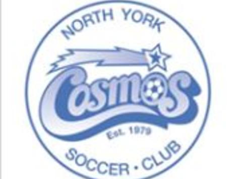 North York Cosmos 2006 Girls Soccer