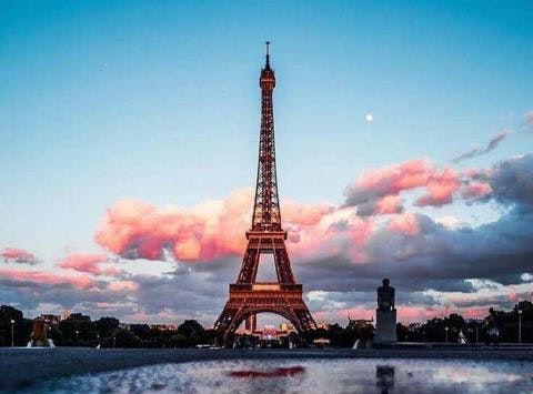 events & trips fundraising - Chloe's France Trip 2020