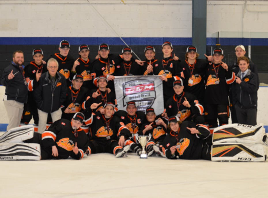 Elgin-Middlesex Chiefs Major Midget AAA