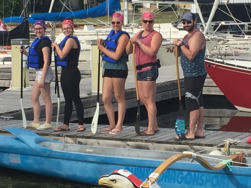 BOCC - Belleville Outrigger Canoe Club