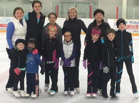 figure skating fundraising - Strathroy Skating Club