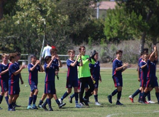 soccer fundraising - SRFC 04B Navy