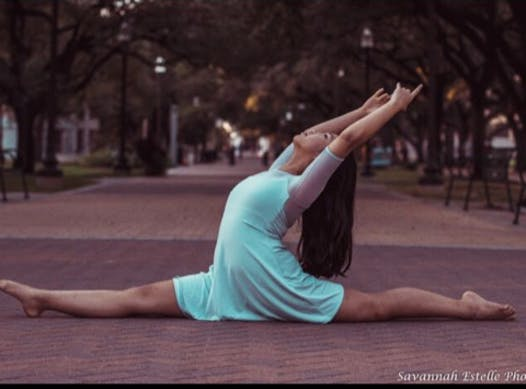 dance fundraising - Abby to Carnegie Hall and Project Dance NYC