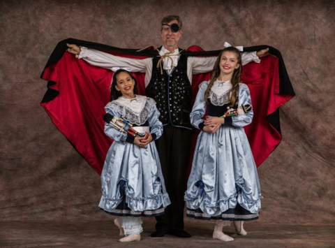 dance fundraising - Gainesvillle Ballet Company