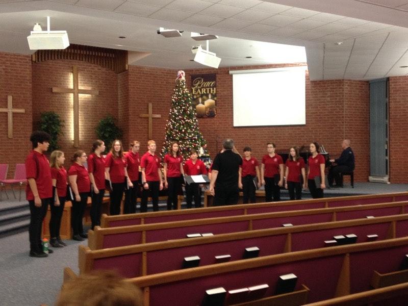 St Thomas Youth Choir