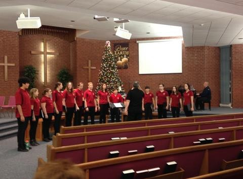 choir fundraising - St Thomas Youth Choir