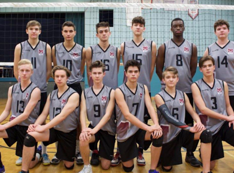 U16 MAC VOLLEYBALL BOYS
