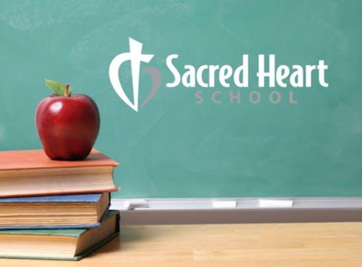 elementary school fundraising - Sacred Heart School