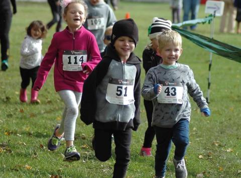 running fundraising - GOH Run Holiday Fundraiser