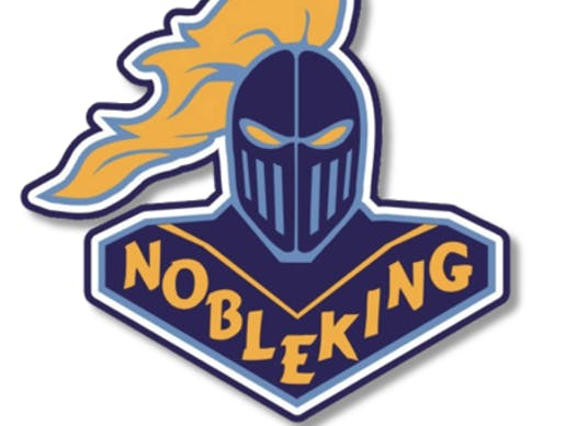 ice hockey fundraising - NobleKing Knights Tyke3