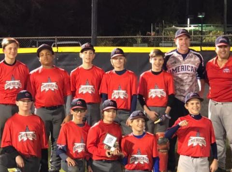 sports teams, athletes & associations fundraising - Americans 12U Baseball
