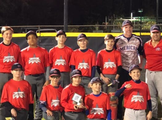 sports teams, athletes & associations fundraising - Americans 12U Baseball