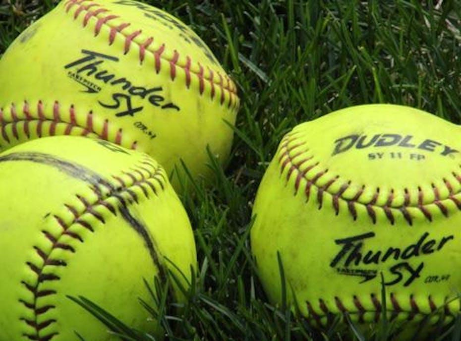Softball Families Earning Together!