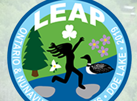 girl guides fundraising - 8th LEAP 2019