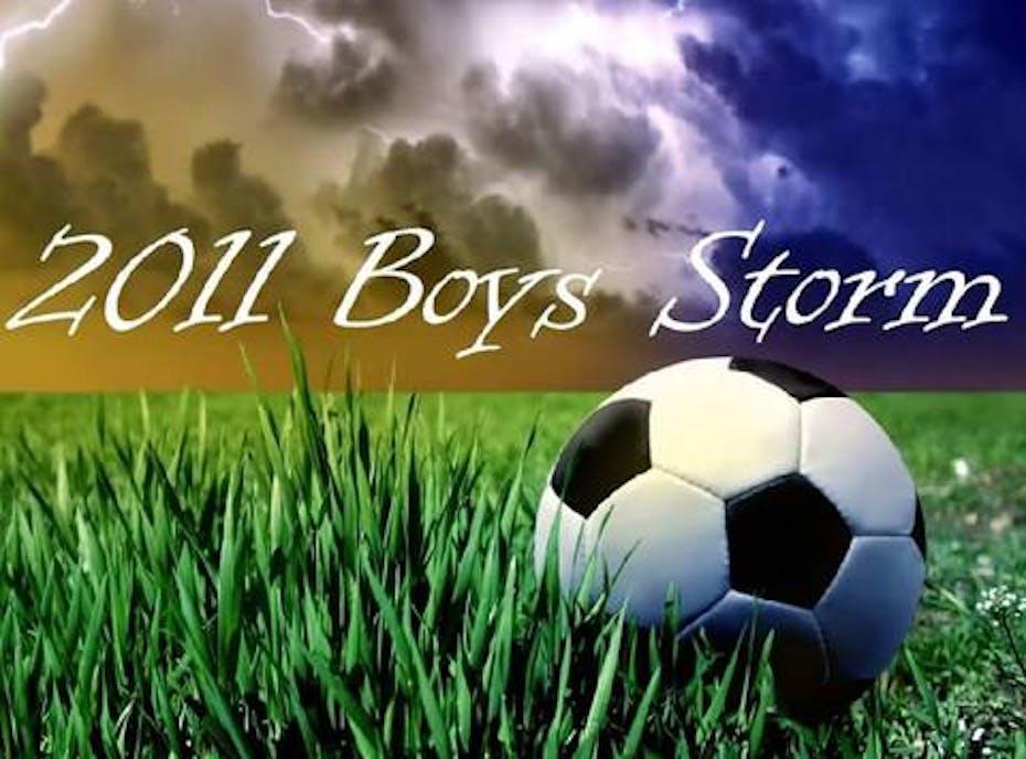 Deptford 2011 Boys Storm