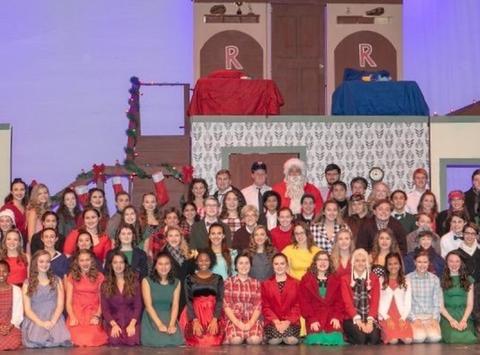 Cherokee High School Drama Guild