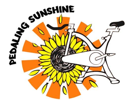 charity event - run, walk, or bike fundraising - Pedaling Sunshine