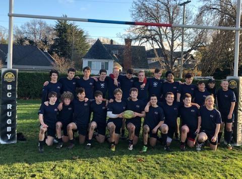 rugby fundraising - JBAA U16 Boys Rugby