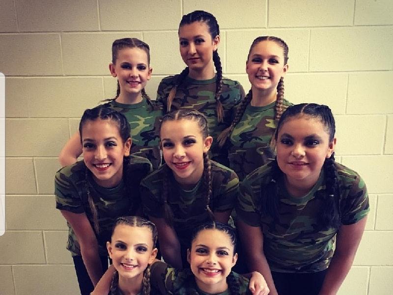 Wainwright Dance Team