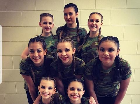 middle school fundraising - Wainwright Dance Team