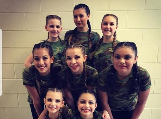 middle school fundraising - Wainwright Dance Team