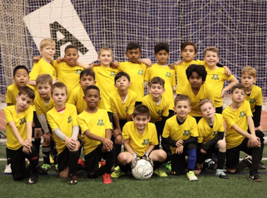 Pickering FC 2011 Boys